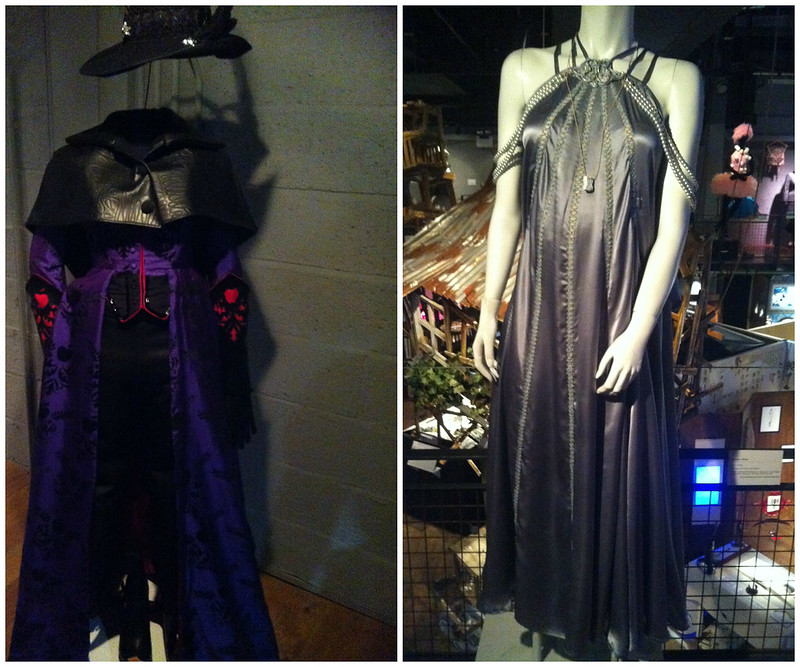 Once Upon A Time + Star Wars Episode III Costumes