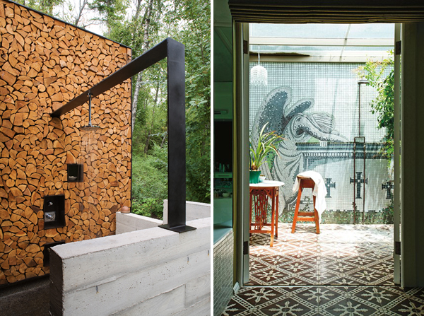 Outdoor Bathroom Home Design Inspiration 2015