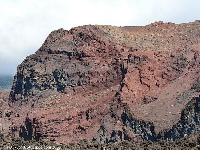Felsen im Süden
