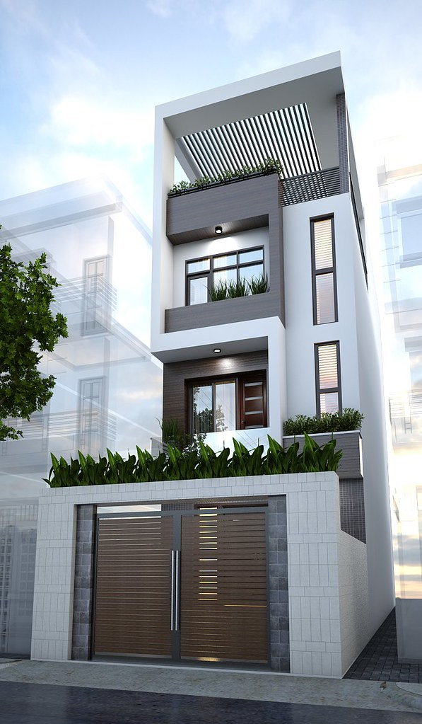 Street S House Mr Hien Quang Ninh Date Design 05 08