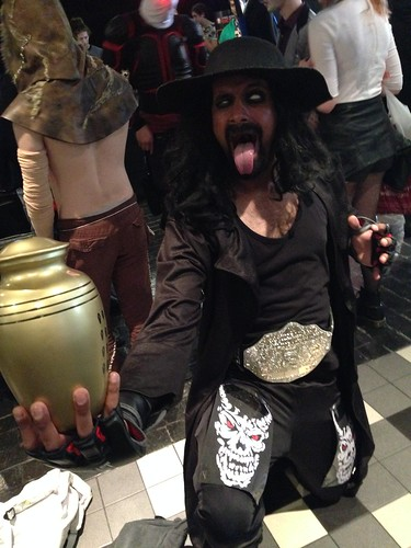 Preston Comic-Con 2015 - The Undertaker