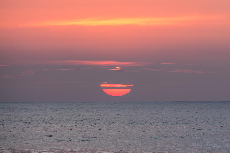 Pacific, sunset, pink, roosa, loojang, manuel, antonio, national, park, Costa Rica, Kaido Rummel