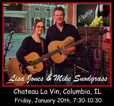 Lisa Jones & Mike Snodgrass 1-20-17