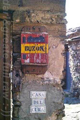 Buz n de correos y la casa del cura diego rodr guez - Buzon de correos ...