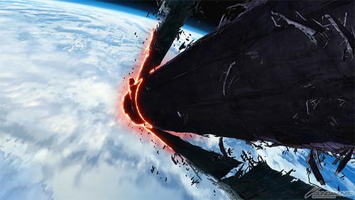 Gundam Origini V - screenshots