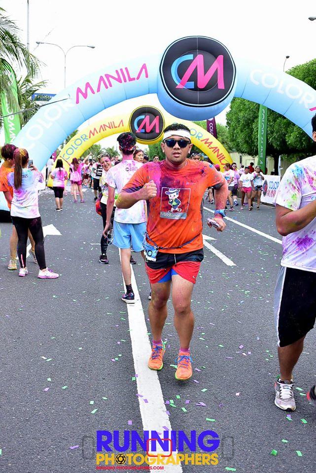 having fun - Photo by RJ of Running Photographers.