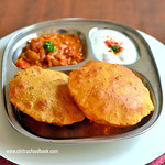 Potato Poori - Aloo Ki Poori Recipe