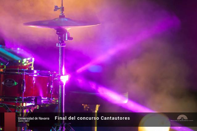 Final del concurso Cantautores 2017