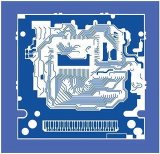 Nintendo Gameboy DMGCPU-06 top layer separations | by Euphy