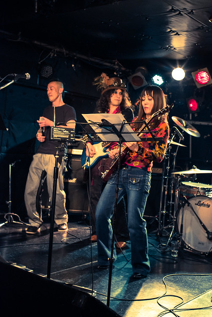 Vintage Rock Night jam session at ShowBoat, Tokyo, 01 Feb 2017 -00396