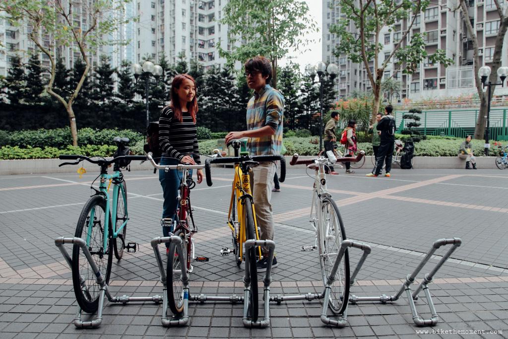 無標題  《假如讓我泊下去2 九龍中西篇》﹣香港市區單車位的幻想影集 18665757936 12926bd170 o