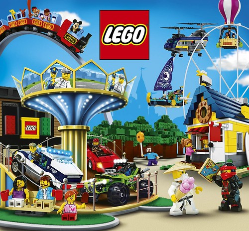 LEGO catalogue 2HY2015 cover