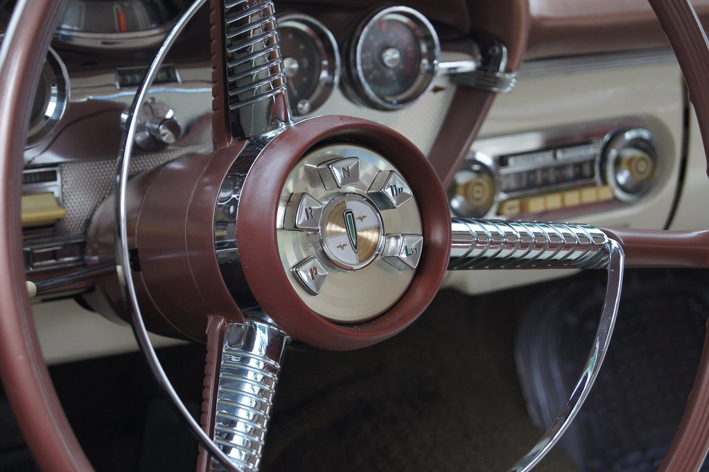 1958 Edsel Citation Teletouch Transmission From