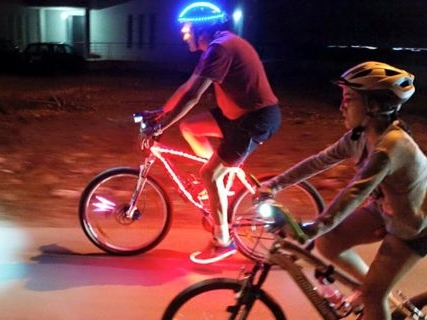 ciclopedalata bimbinbici