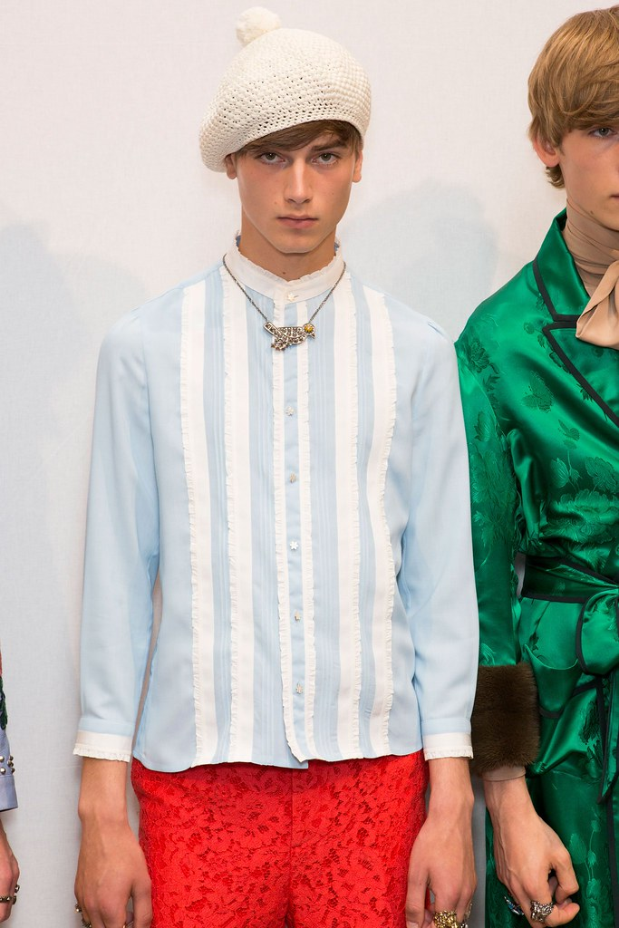 SS16 Milan Gucci235_Eduard Badaluta, Truls Martinsson(fashionising.com)