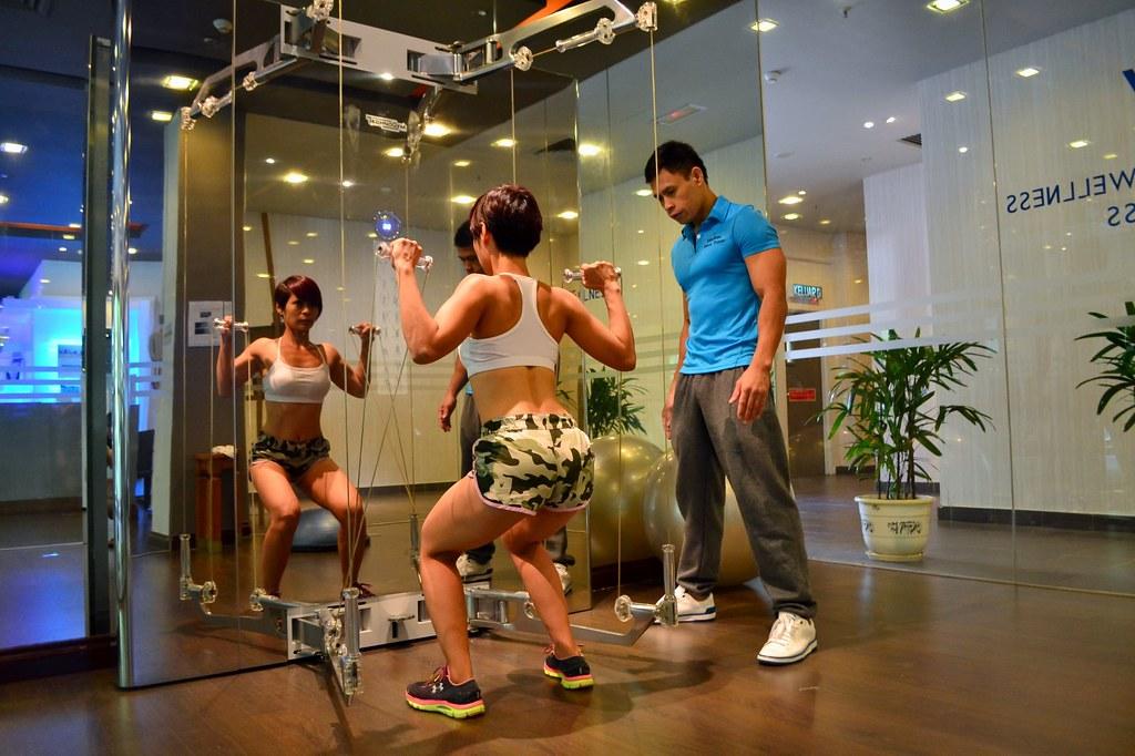 V Integrated Wellness - v fitness - andaman langkawi