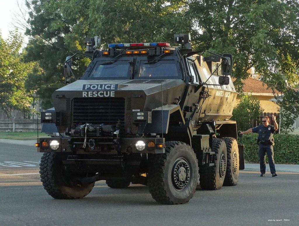 Manteca Ca Police Bae Caiman Mrap Swat 3 Rwcar4