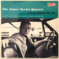 THE JAMES TAYLOR QUARTET:EXTENDED PLAY(JACKET A)