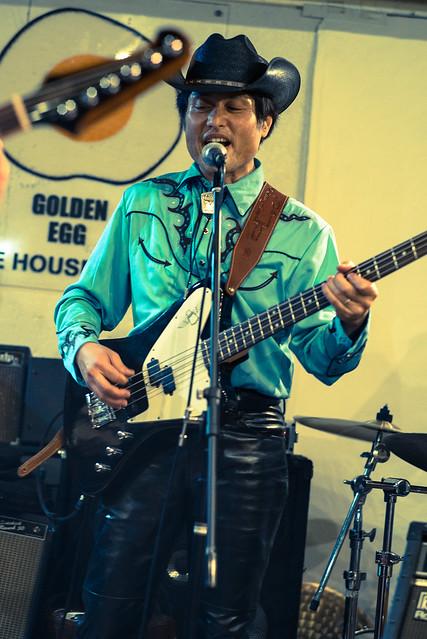鈴木Johnny隆バンド live at Golden Egg, Tokyo, 28 Jan 2017 -00202