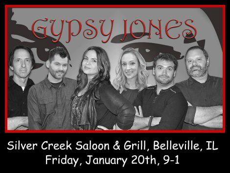 Gypsy Jones 1-20-17