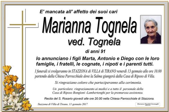 Tognela Marianna