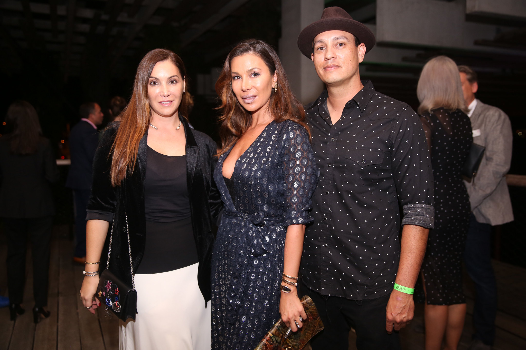 Soledad Lowe, Andreea Baclea, & Max Osceola