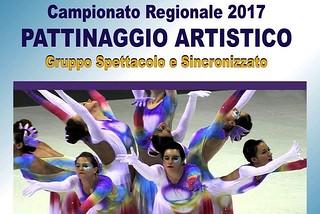 Noicattaro. Campionato Regionale pattinaggio front