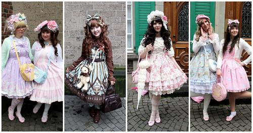 Lolitas at the Japan Tag