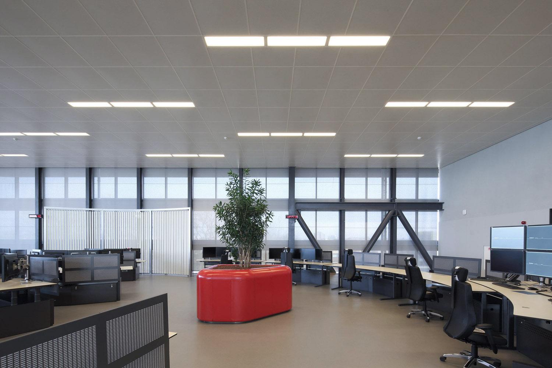 mm_Train khiển Centre Utrecht thiết kế bởi de Jong Gortemaker Algra_13
