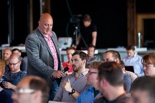 Leaseweb Tech Summit 2015 Undercurrent Amsterdam / Rebel Shots fotografie