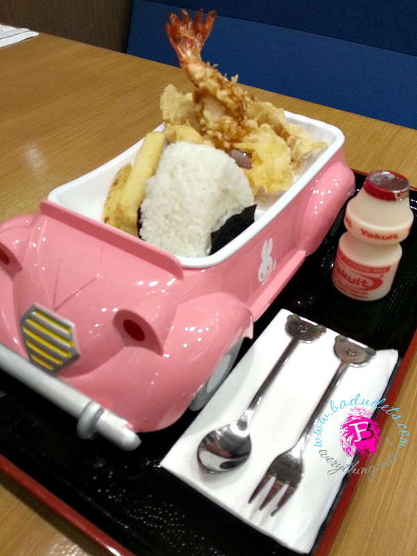kids meal at tenya philippines
