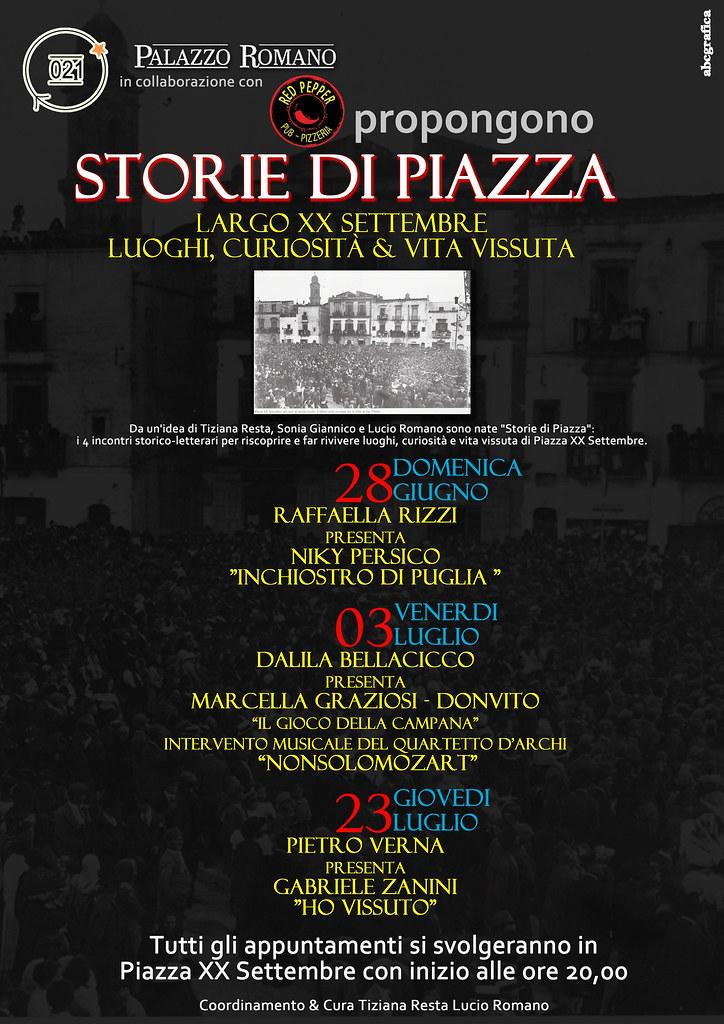 storie di piazza