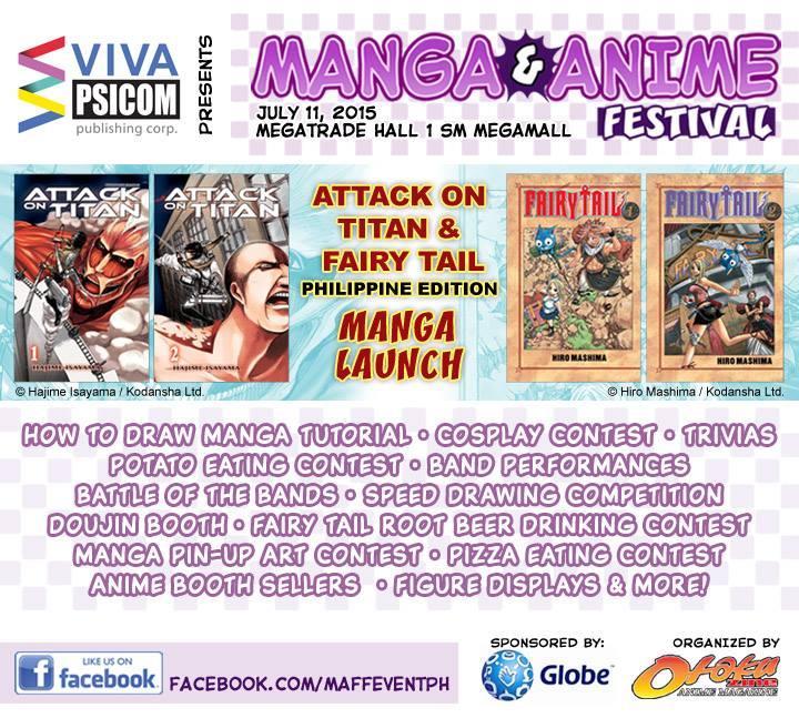 Viva PSICOM Anime & Manga Festival 2015