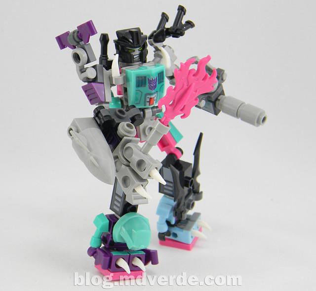 Transformers Piranacon Kre-O - modo combinado