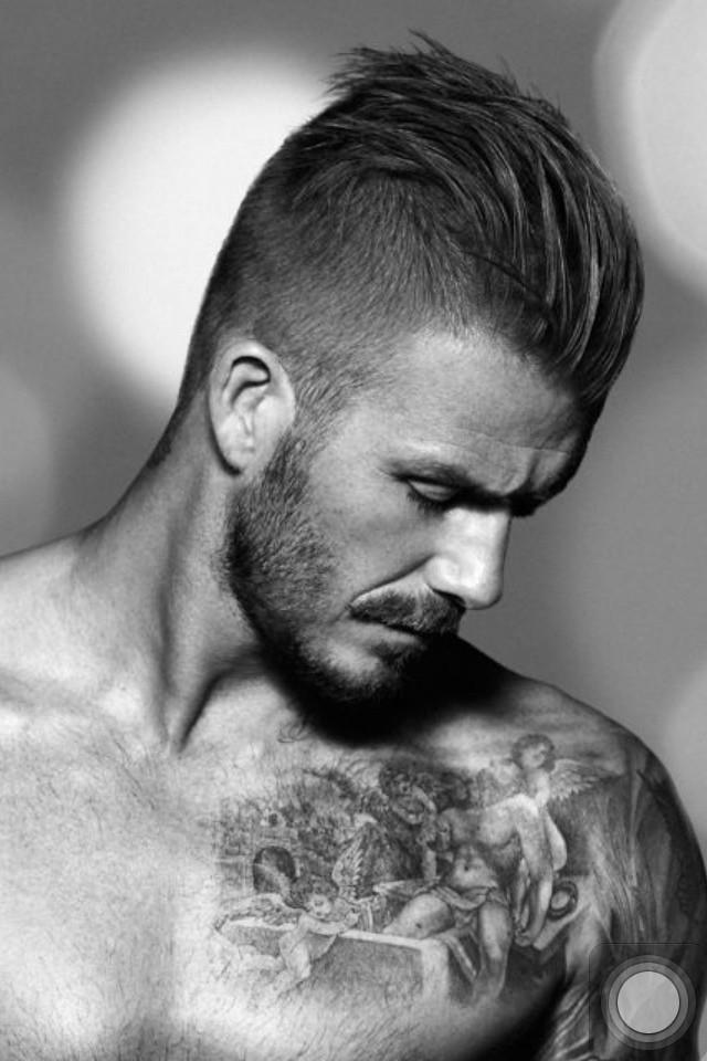 David Beckham Latest Hairstyle 2015   via Hairstyles Trends …   Flickr