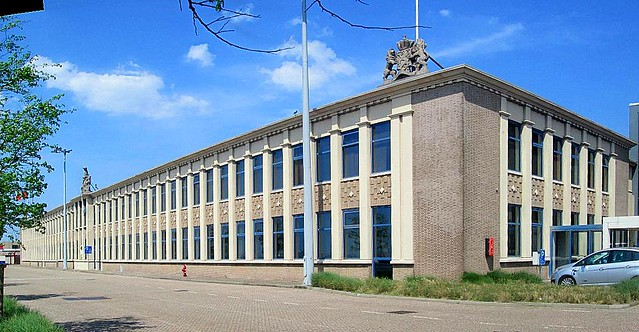 Hoek Van Holland Terminal Building