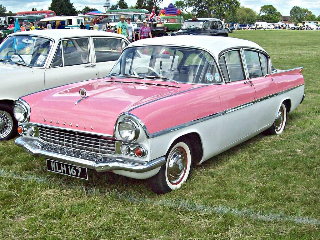 744 Vauxhall Cresta PA (1959) | Vauxhall PA Cresta (1957-60)… | Flickr