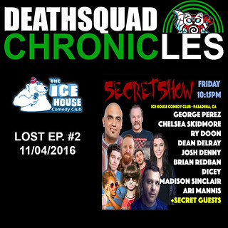 DEATHSQUAD CHRONICLES #2 | by redban