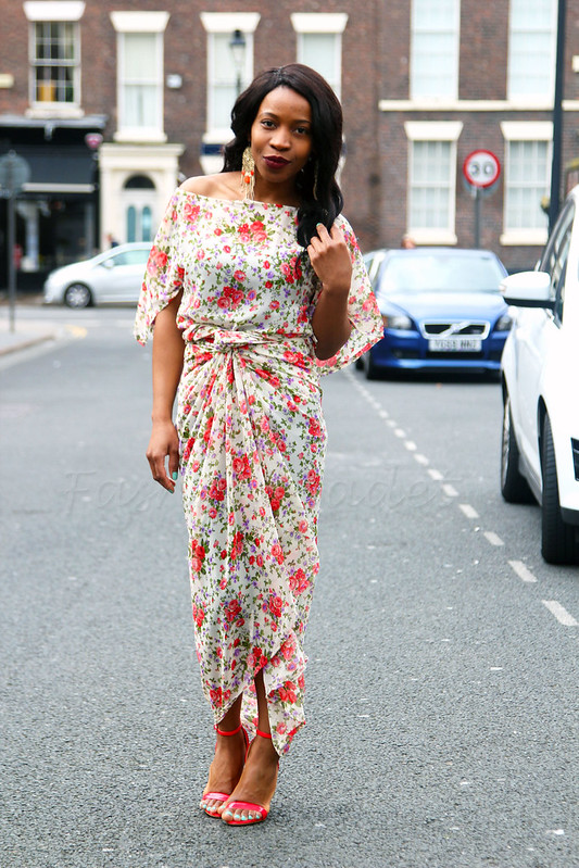 off-the-shoulder-long-floral-chiffon-iro-and-buba-barely-there-heels