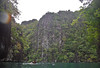 Coron - Twin Lagoon lime stone cliffs