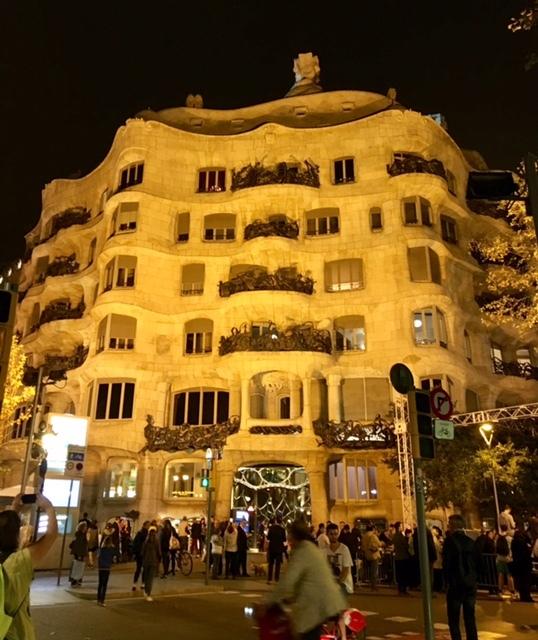 Casa Milà (La Pedrera). From An Unusual Way to Explore Barcelona