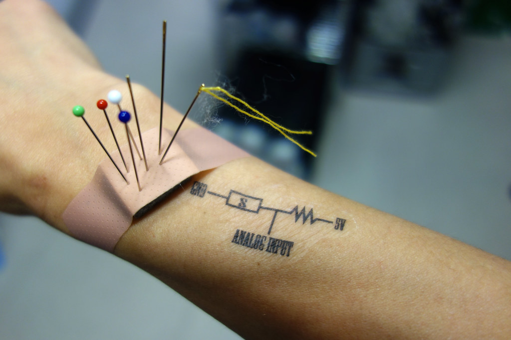 Ohm 39 s law tattoos plusea flickr for Tn tattoo laws