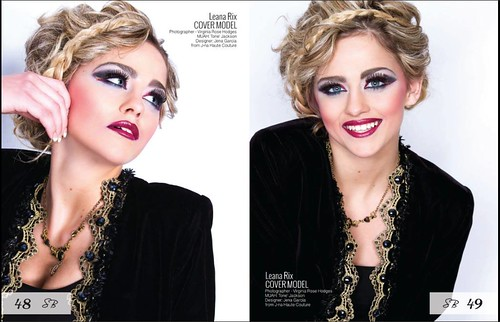 Surrea Magazine Cove and Editorial