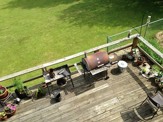 Outdoor Kitchen & Office, 2015 | by Krista76