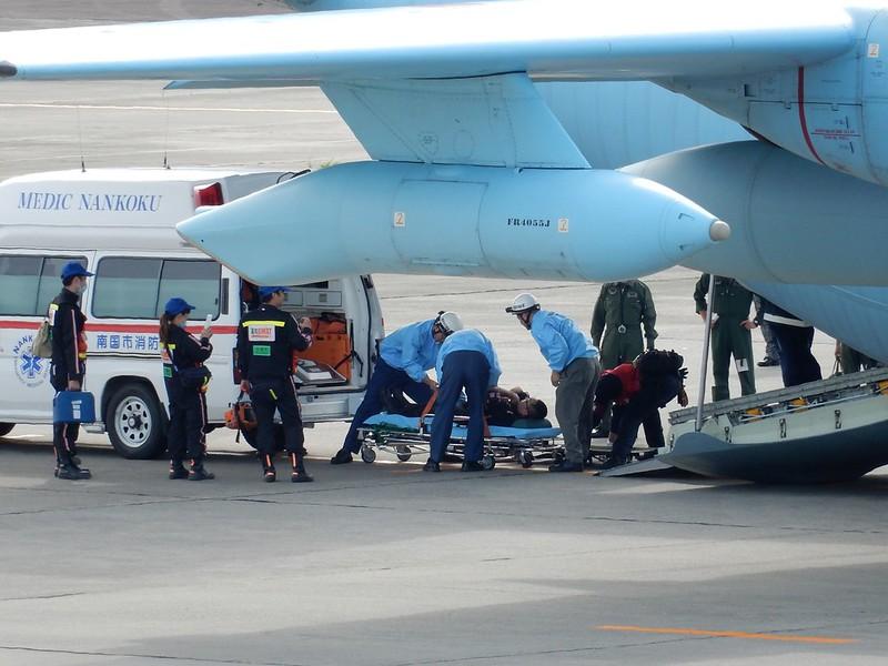 C-130H 080 空中給油ポッド付き