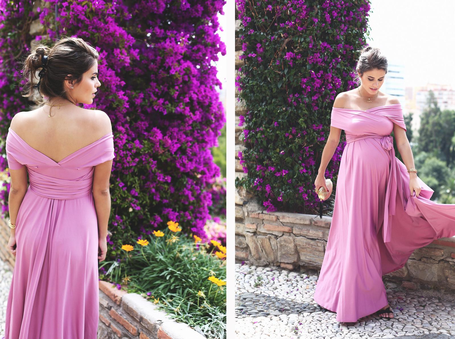 Fantástico Vino Vestidos De Dama De Color Rojo Imagen - Ideas de ...