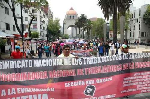 Concluye sin acuerdos diálogo entre CNTE y Gobernación