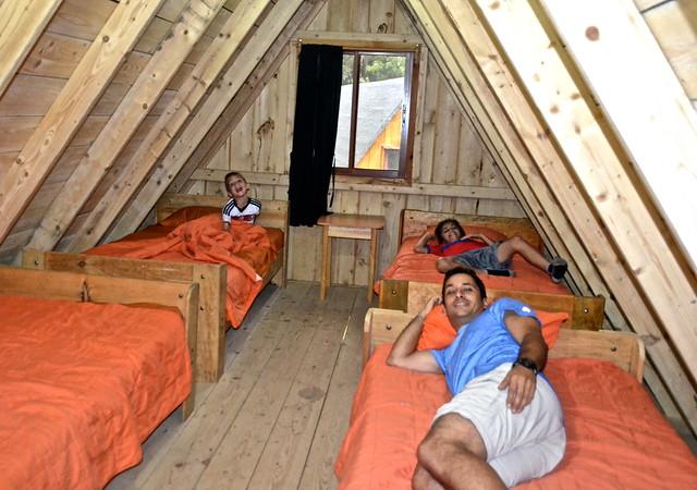 rustic cabin - La Ruta del Yalu