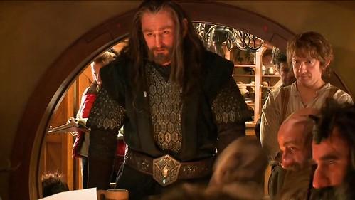 Thorin X Reader Braiding Hair