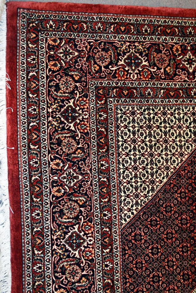 Persian Rug Bidjar 8x11-9x12